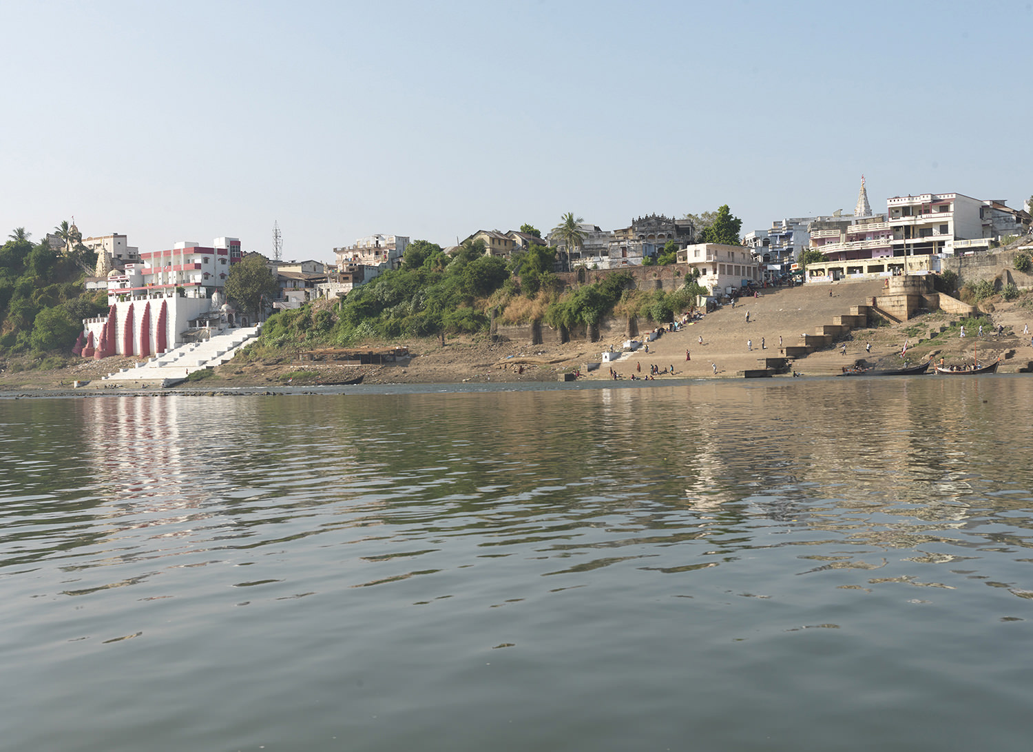 Chandod - River Confluence