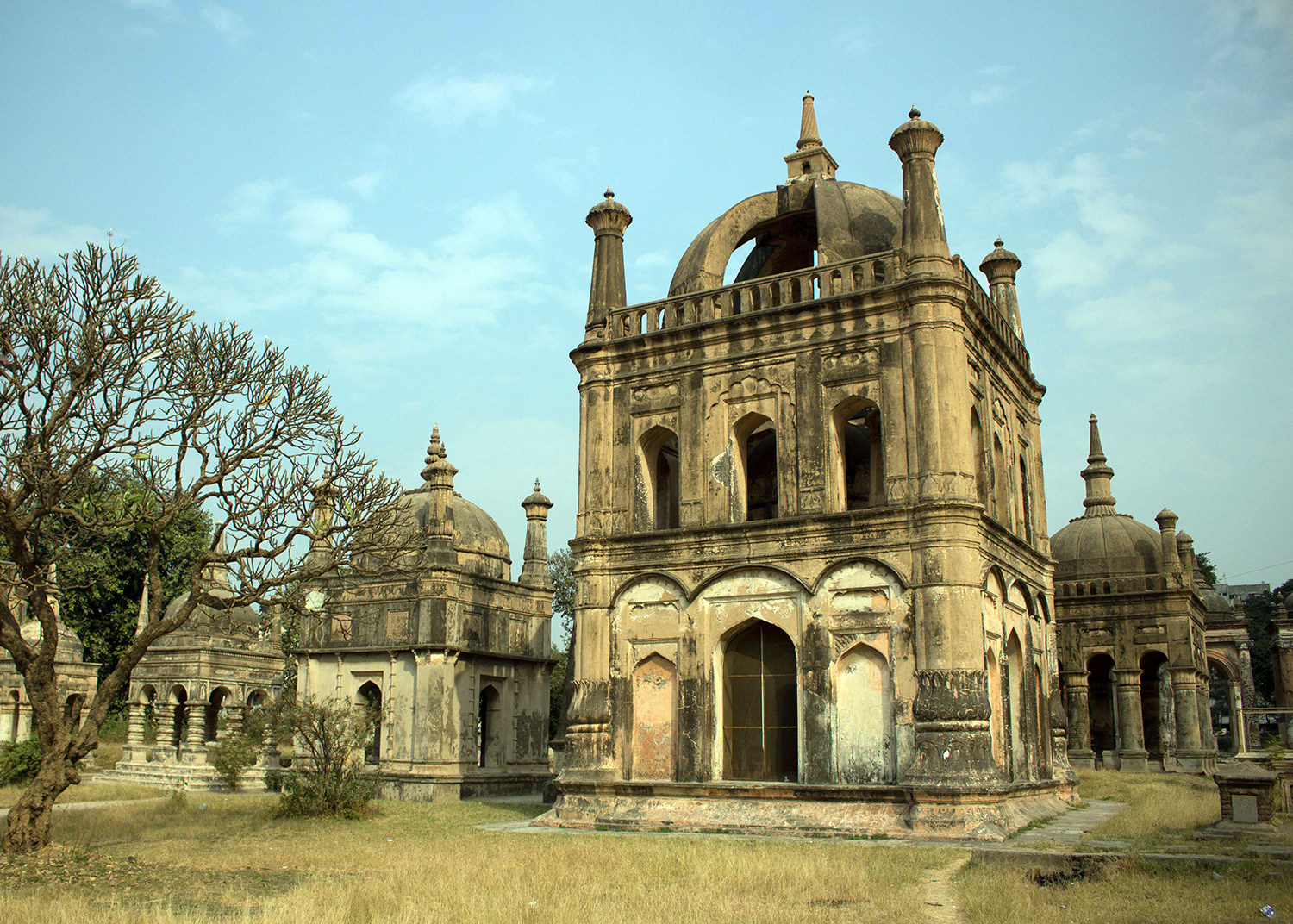 Dutch and Armenian Cemetery, Surat