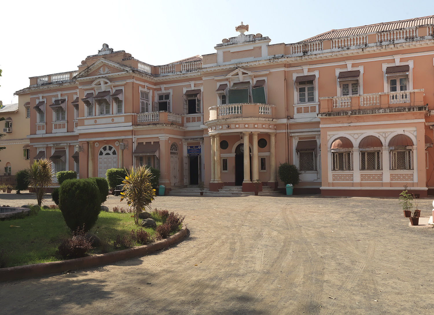 The Rajwant Palace, Rajpipla